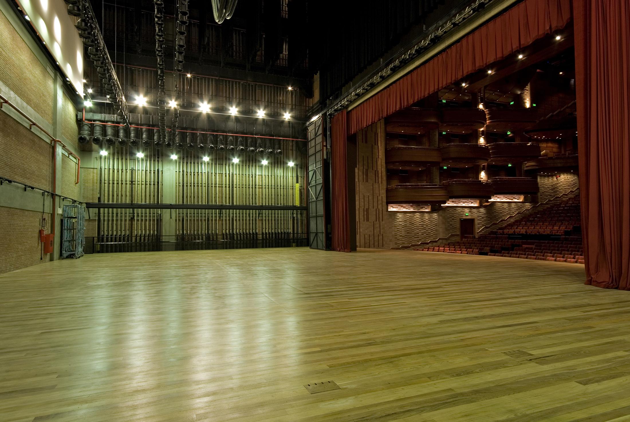 Slide Teatro Bradesco SP 02