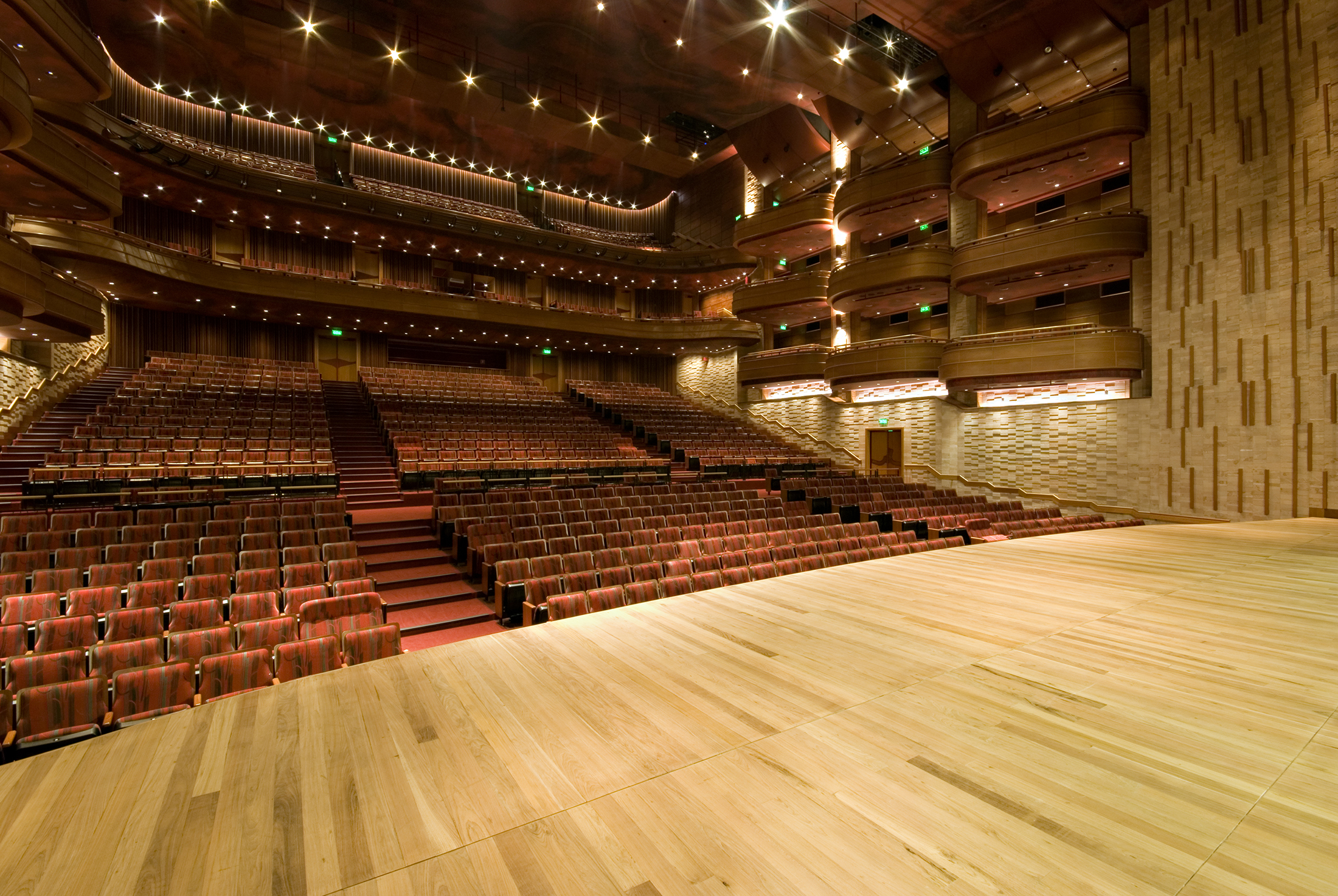 Slide Teatro Bradesco SP 04