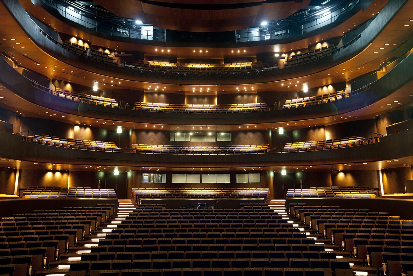Gran Teatro Nacional de Lima Slide 01