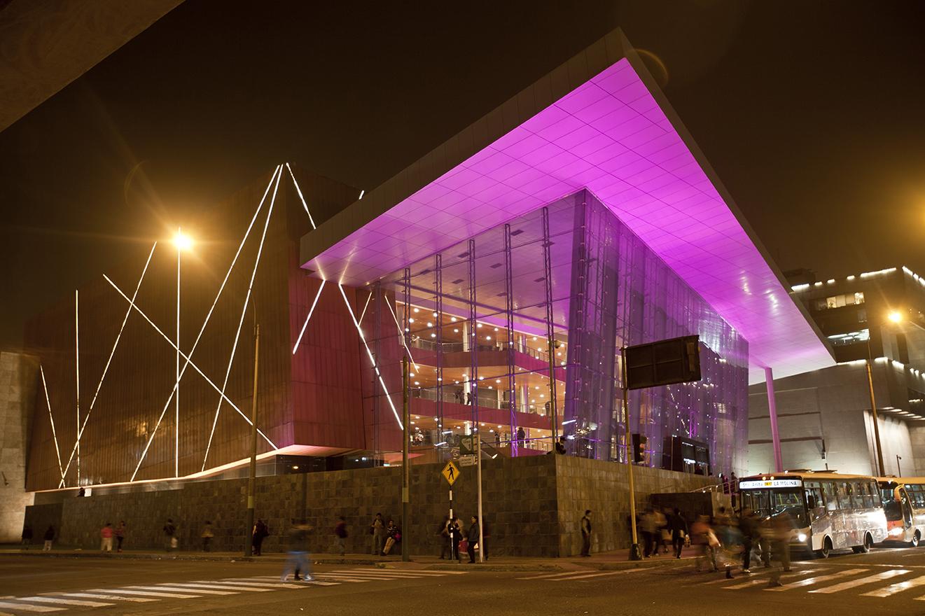 Gran Teatro Nacional de Lima Slide 03