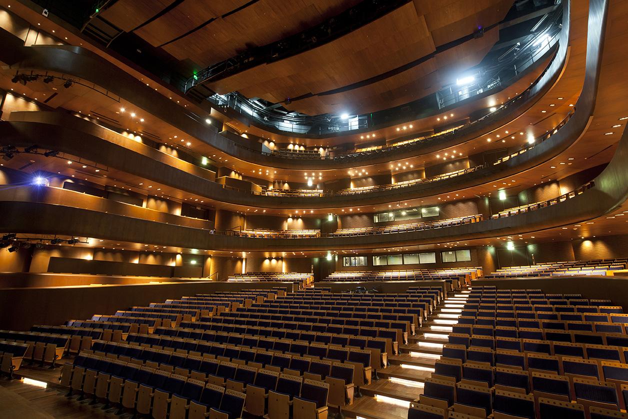 Gran Teatro Nacional de Lima Slide 04
