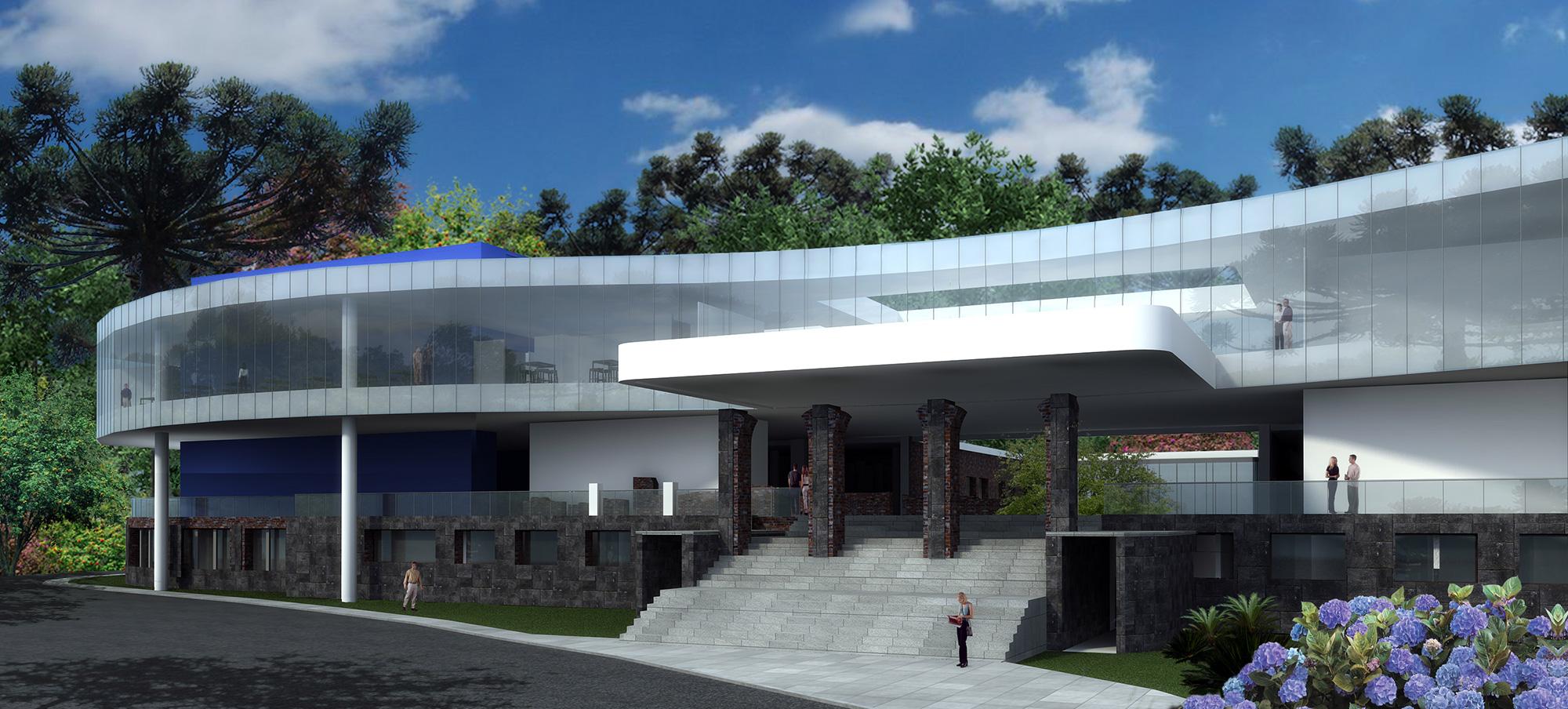 Instituto de Fotografia e Artes Visuais de Canela Slide 01