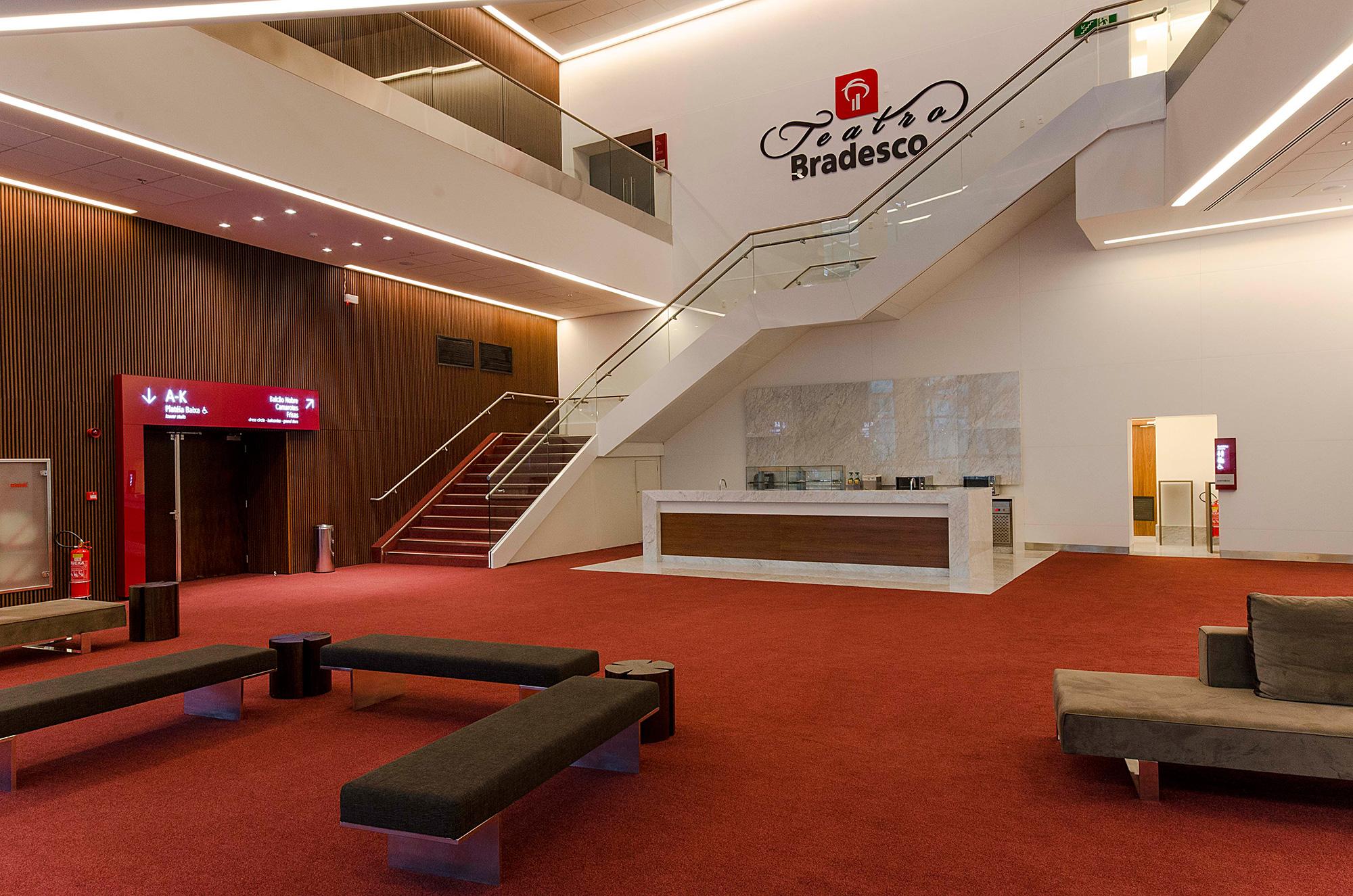Teatro Bradesco Rio Slide 06
